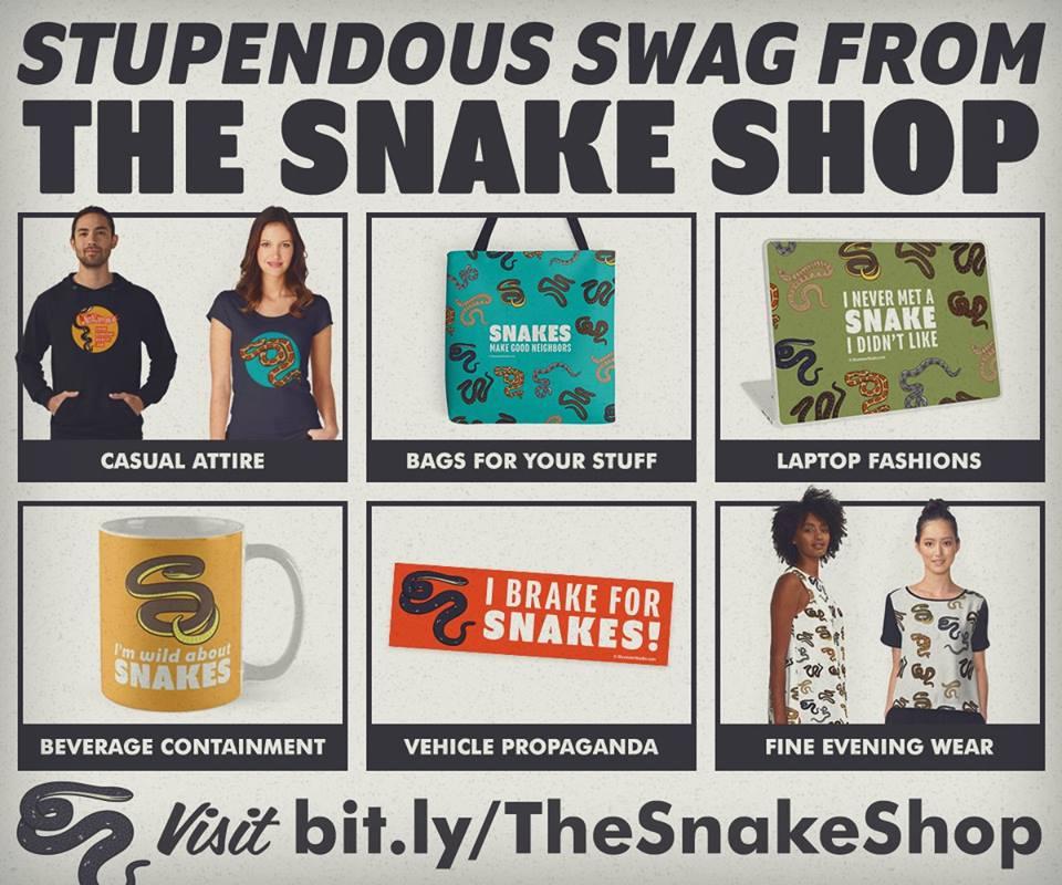 The Snake Shop