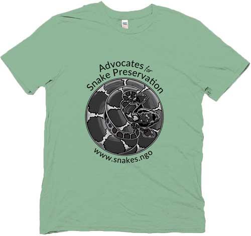 short-sleeve ASP logo shirt