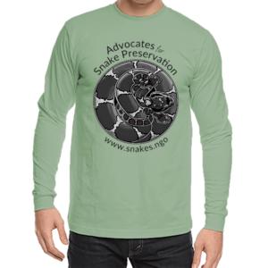 Long-sleeve ASP logo shirt
