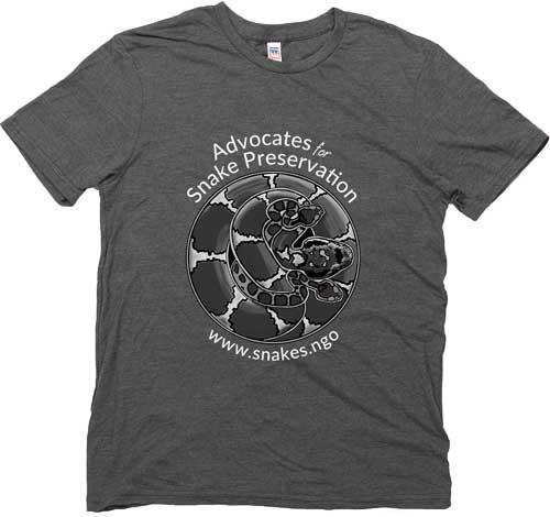 Dark short-sleeve logo shirt